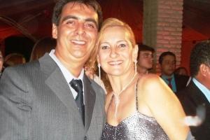 David Lincoln de Campos e Sirley Campos