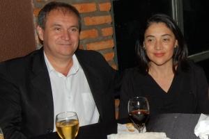Maria Luzia e Paulo César Venere