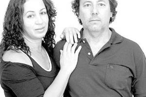 Olívia Áurea e Marco Antônio Martinelli (Central Vidros)