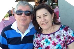 Dr. Milton Martini e sua esposa Stela Mari