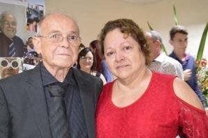 Nina Tereza Dolzan, esposa do advogado Raul Dolzan
