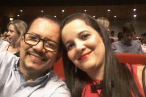 Advogados Juliana Tavares e Adalberto Alves de Matos