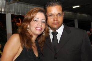 Maria Zenadia e Ricardo
