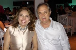 Dr. João Bosco Morbeck e Dra. Vera Luchine Morbeck