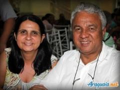 Donizete Ferreira do Nascimento e sua esposa, Suely Nascimento