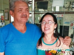 Edson Pereira de Moura e Adriana Bezerra de Moura