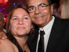Empresários, Joaquim Martins de Almeida e Regina Célia Almeida