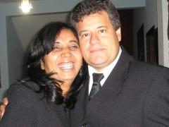 Engenheiro Agrônomo Luiz Alberto Victor de Matos e sua esposa Maria Auxiliadora