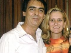 Jornalista e Advogada, Sirley Campos e seu esposo, Engº Civil David Lincoln de Campos