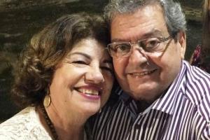 Rita e Edgar Atallah