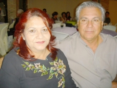 Antonio sergio e Edna