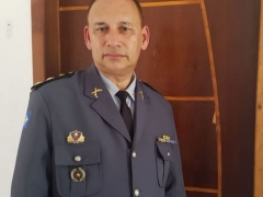 Coronel PM Valdemir Barbosa