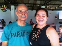 Gustavo Paz de Oliveira e Patrícia Simões