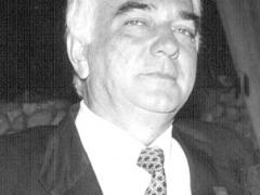 Delegado aposentado Dr. Osmar Ferreira da Silva