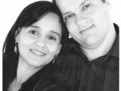 Cláudia e Dr.Wendel Lacerda
