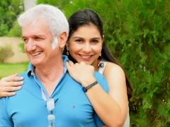Dra. Laura Beatriz e Dr. Wanderlei Farias Santos