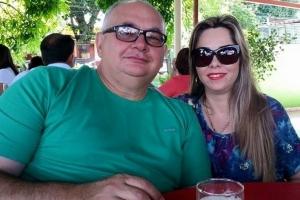 Sayonara Azolini esposa do Advogado Edson Azolini