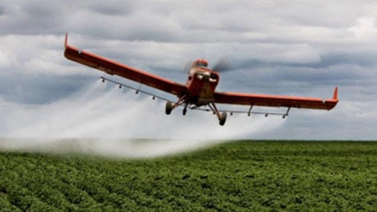 Operação interdita seis aviões agrícolas em Mato Grosso