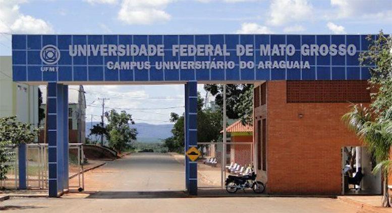 UFMT abre processo seletivo para professor substituto de Geografia em Barra do Garças