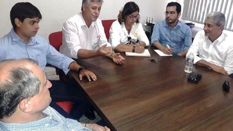 VALE DO ARAGUAIA – Prefeitos se reúnem para tratar da implantação de aterros sanitários