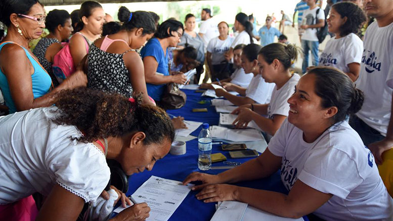 Governo do Estado passa a beneficiar mais de 43 mil pessoas com cartão Pró-família