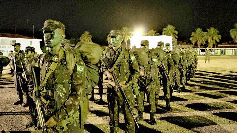 58º Batalhão de Infantaria Motorizado (CMO)  – Dia da Infantaria