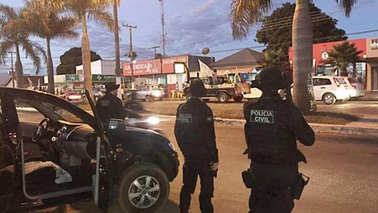 Município de Alto Araguaia não registrou nenhum roubo em Julho