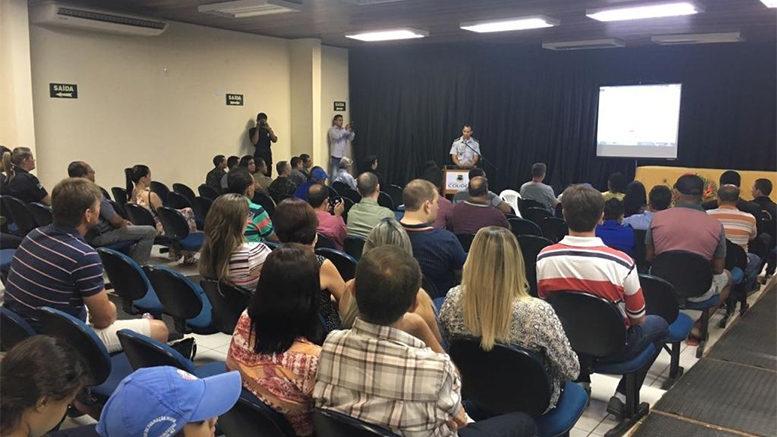 Parcerias fomentam a implantação de câmeras de videomonitoramento na região do Baixo Araguaia