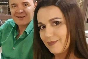 Rogério Mendonça e Claudia Valeria