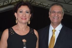 Terezinha e Vitorino