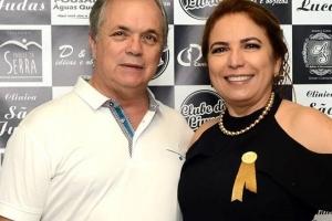 DR JOÃO BOSCO  E DRA Vera Luchini Morbeck