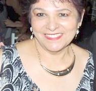 Empresária Terezinha Souza Costa -