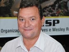 Empresário de Aragarças, Everaldo Santolin