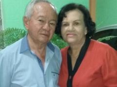 Heleno Morbeck Cruz (leia-se Líder Escritório Contábil) e sua esposa Maria Alves