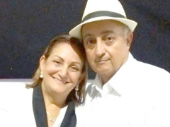 Aldira Garcia de Oliveira e Davi
