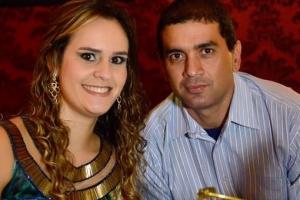 Kaise Bertucci e Dr. Gustavo Hassen Borges