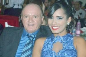 Antonio Lares e Andrea Barbosa