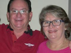 Empresário-Humberto-Ceretta-Cerenge-e-sua-esposa-professora-Beloni-Ceretta.