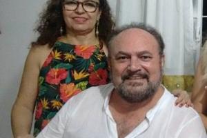 Paulo Roberto Carelli e Jimalda Cabeleireiros