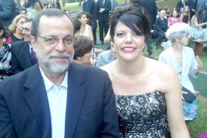 Marlene e Dr Domingos
