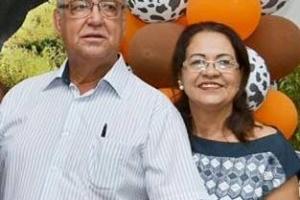 Dr. Cândido Roberto de Almeida e Neuzelita