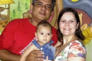 José Ricardo Miranda Noleto  e Lucilaine Almeida Souza Noleto (DUI)