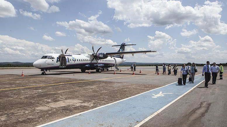 Resultado de imagem para Aeroporto de Barra do Garças