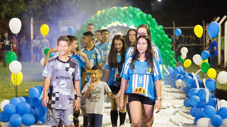 Porto Alegre Do Norte Sedia última Fase Regional Dos Jogos
