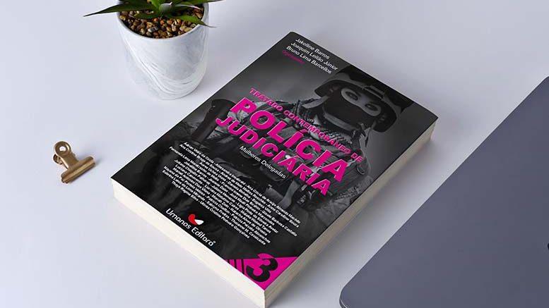 """LANÇAMENTO – Do livro: """"Tratado Contemporâneo de Polícia Judiciária- Vol. 3"""""""
