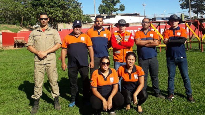 Defesa Civil realiza curso de capacitação e primeiros socorros em Barra do Garças