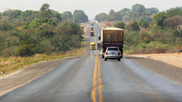 União garante R$ 20 milhões para rodovias de MT