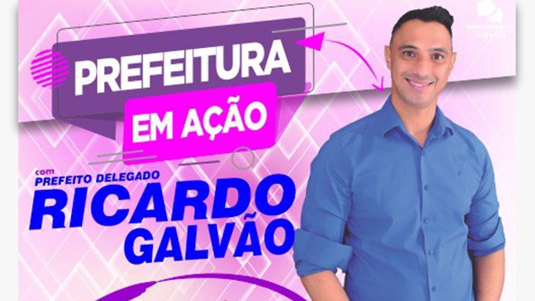 Prefeitura Municipal de Aragarças realiza o 1º Prefeitura em Ação com o prefeito Ricardo Galvão
