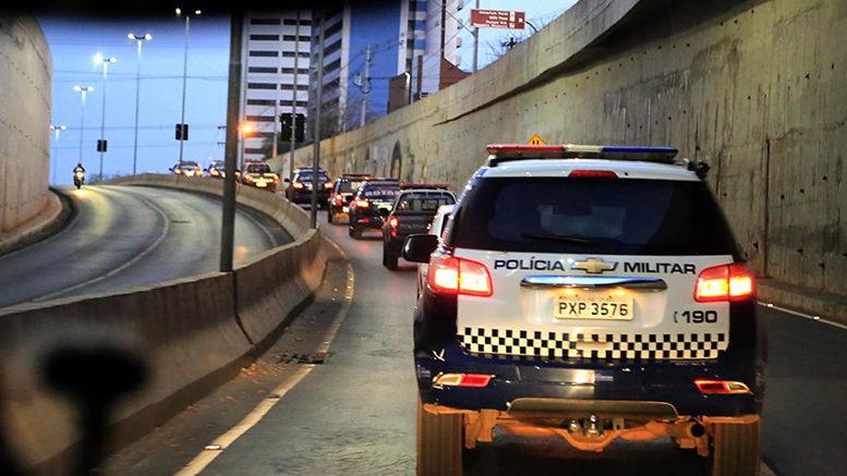 Mato Grosso reduz crimes de roubo e furto a veículos nos últimos nove meses