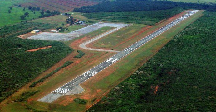 DECISÃO – MPF garante na Justiça propriedade da área do aeroporto de Barra do Garças à União